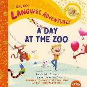 Cover-Bild zu Glorieux, Michelle: A Funny Day at the Zoo