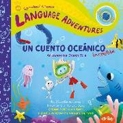 Cover-Bild zu Glorieux, Michelle: Un cuento oceánico increíble (An Awesome Ocean Tale, Spanish/español language edition)