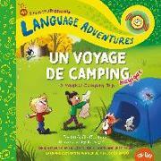 Cover-Bild zu Glorieux, Michelle: Un voyage de camping magique (A Magical Camping Trip, French / français language edition)