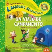 Cover-Bild zu Glorieux, Michelle: Un viaje mágico de campamento (A Magical Camping Trip , Spanish/español language edition)