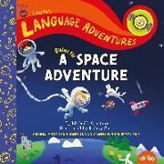 Cover-Bild zu Glorieux, Michelle: A Galactic Space Adventure