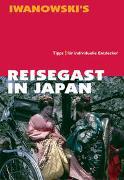Cover-Bild zu Haschke, Barbara: Reisegast in Japan - Kulturführer von Iwanowski