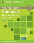 Cover-Bild zu Thomas, Barbara: Compact First for Schools Teacher's Book
