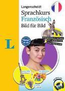 Cover-Bild zu Schmaus, Fabienne: Langenscheidt Sprachkurs Französisch Bild für Bild - Der visuelle Kurs für den leichten Einstieg mit Buch und einer MP3-CD