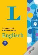 Cover-Bild zu Langenscheidt-Redaktion (Hrsg.): Langenscheidt Grundwortschatz Englisch (eBook)