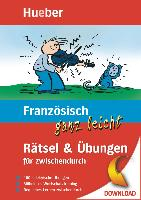Cover-Bild zu Schumann, Johannes: Französisch ganz leicht Rätsel & Übungen für zwischendurch (eBook)