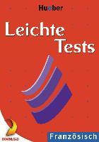 Cover-Bild zu Schumann, Johannes: Leichte Tests Französisch (eBook)