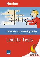 Cover-Bild zu Schumann, Johannes: Leichte Tests Deutsch als Fremdsprache (eBook)