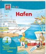 Cover-Bild zu Braun, Christina: WAS IST WAS Junior Band 27. Hafen