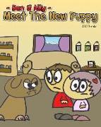 Cover-Bild zu Brooks, J. W.: Ben and Ally: Meet The New Puppy
