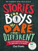 Cover-Bild zu Brooks, Ben: Stories for Boys Who Dare to be Different