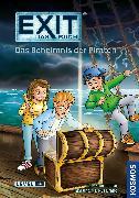 Cover-Bild zu Brand, Inka: EXIT - Das Buch: Das Geheimnis der Piraten