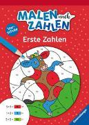 Cover-Bild zu Richter, Martine: Malen nach Zahlen, Vorschule: Erste Zahlen