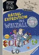 Cover-Bild zu Richter, Martine: Rätsel-Expedition ins Weltall