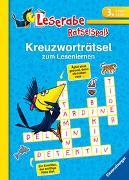Cover-Bild zu Richter, Martine: Leserabe: Kreuzworträtsel zum Lesenlernen (3. Lesestufe)