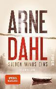Cover-Bild zu Dahl, Arne: Sieben minus eins