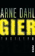 Cover-Bild zu Dahl, Arne: Gier (eBook)