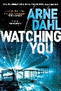 Cover-Bild zu Dahl, Arne: Watching You (eBook)