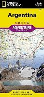 Cover-Bild zu Argentina von National Geographic Maps