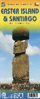 Cover-Bild zu Easter Island (einschl.Stpl.Santiago de Chile) 1 : 24.000. 1:30'000