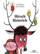 Cover-Bild zu Hirsch Heinrich von Rodrian, Fred