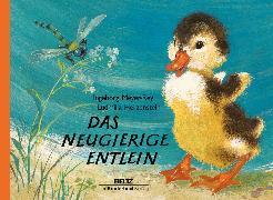 Cover-Bild zu Das neugierige Entlein von Herzenstein, Ludmilla