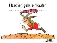 Cover-Bild zu Häschen geht einkaufen von Buschmann, Wolfgang