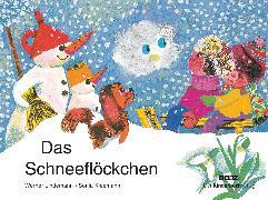 Cover-Bild zu Das Schneeflöckchen von Lindemann, Brigitta