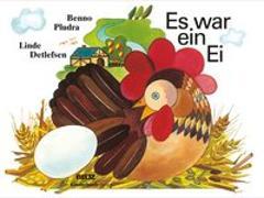 Cover-Bild zu Es war ein Ei von Pludra, Benno