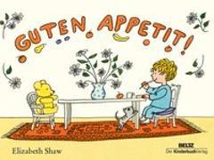Cover-Bild zu Guten Appetit von Shaw, Elizabeth