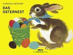 Cover-Bild zu Das Osternest von Meyer-Rey, Ingeborg