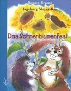 Cover-Bild zu Das Sonnenblumenfest von Krause, Renate