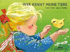 Cover-Bild zu Wer kennt meine Tiere? von Friemert, Elsbeth