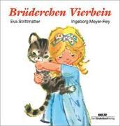 Cover-Bild zu Brüderchen Vierbein von Strittmatter, Eva