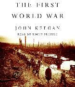 Cover-Bild zu Keegan, John: The First World War
