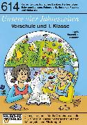 Cover-Bild zu Hauschka-Bohmann, Ingrid: Unsere vier Jahreszeiten. Vorschule und 1. Klasse (eBook)