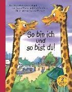 Cover-Bild zu Huber, Ingrid: So bin ich und so bist du!