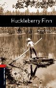 Cover-Bild zu Twain, Mark: Oxford Bookworms Library: Level 2:: Huckleberry Finn