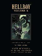 Cover-Bild zu Mignola, Mike: Hellboy Library Edition Volume 6: The Storm and the Fury and The Bride of Hell