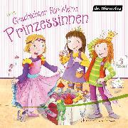 Cover-Bild zu Schröder, Patricia: Geschichten für kleine Prinzessinnen (Audio Download)
