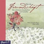 Cover-Bild zu Janisch, Heinz: Über die Freundschaft (Audio Download)