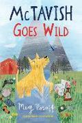 Cover-Bild zu Rosoff, Meg: McTavish Goes Wild