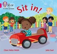 Cover-Bild zu Welsh, Clare Helen: Sit in!