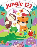 Cover-Bild zu Seal, Julia (Illustr.): Jungle 123