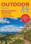 Cover-Bild zu Meier, Markus: Nordwestliche Dolomiten. 1:50'000