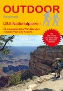 Cover-Bild zu Stockmann, Regina: USA Nationalparks I. 1:50'000