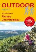 Cover-Bild zu Preschl, Andrea: 25 Wanderungen Taunus und Rheingau. 1:75'000