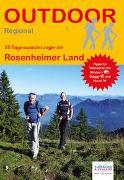 Cover-Bild zu Friedrich, Andreas: 25 Tageswanderungen im Rosenheimer Land