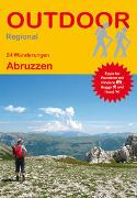 Cover-Bild zu Barelds, Idhuna: 24 Wanderungen Abruzzen. 1:75'000