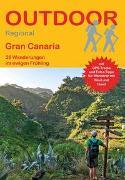 Cover-Bild zu Günthert, Thorsten: Gran Canaria. 1:50'000